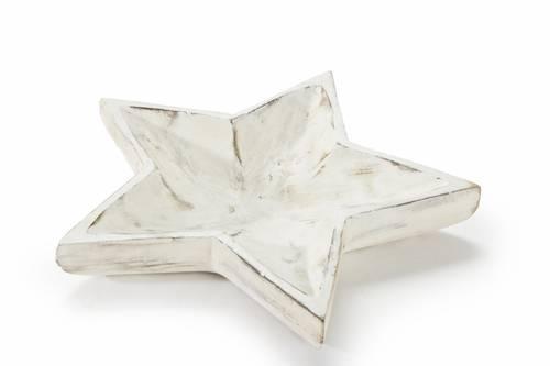 Ciotolina stella bianca