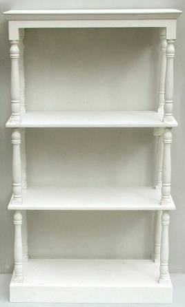 Libreria tornita 4 piani