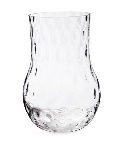 Vaso vetro bollato