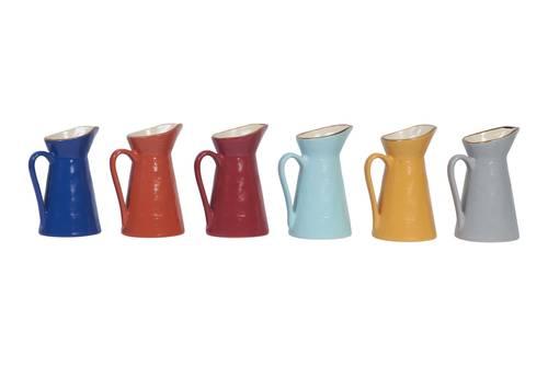 Bricchetto lattiera porcellana collezione Mediterraneo