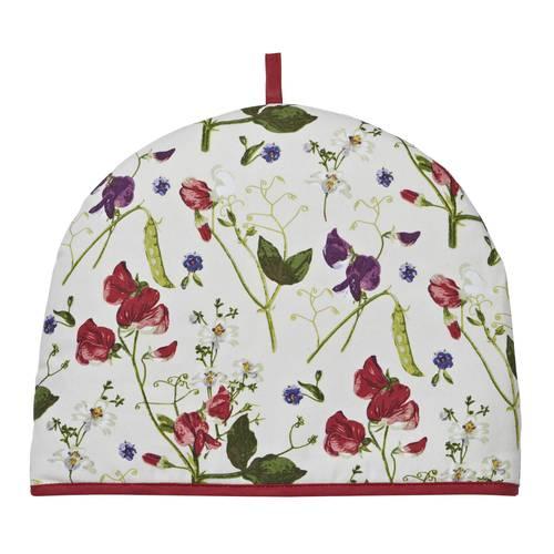 Copriteiera cotone fiori sweet pee Ulster Weavers