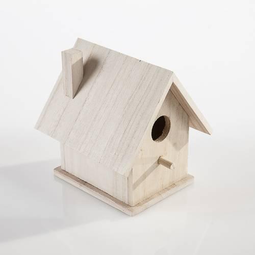 Casetta nido legno per uccellini