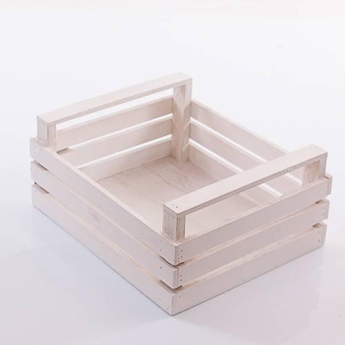 Cassetta legno abete bianco tipo frutta 29X24
