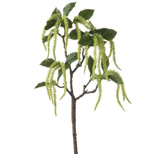 Fiore ramo glicine verde 85h