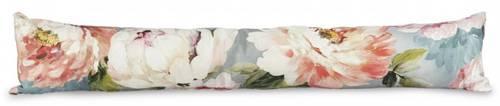 Paraspifferi peonie rosa e azzurro 90cm