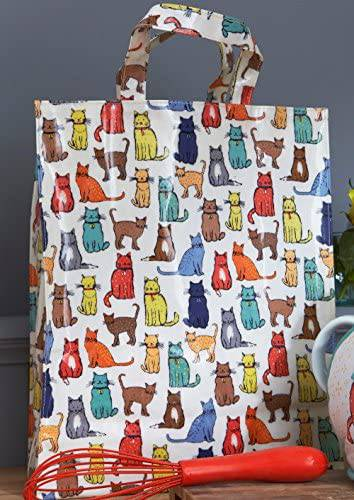 Shopping bag Gatti in attesa pvc large Ulster Weavers