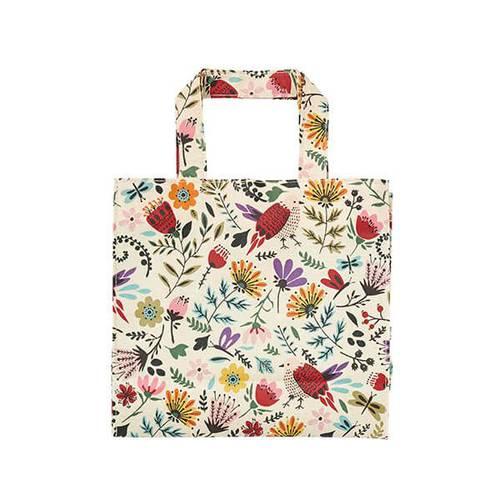 Shopping bag fiori melody pvc small Ulster Weavers