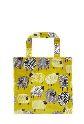 Shopping bag pecore pvc small