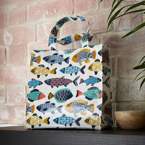 Shopping bag pesci Aquarium pvc small Ulster Weavers