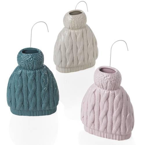 Umidificatore ceramica cappello lana
