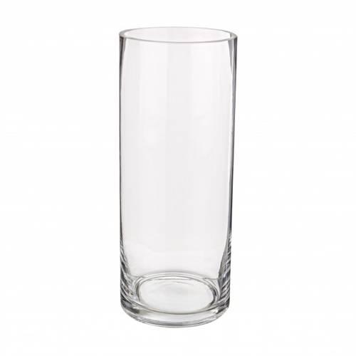 Vaso vetro cilindro 12x30h