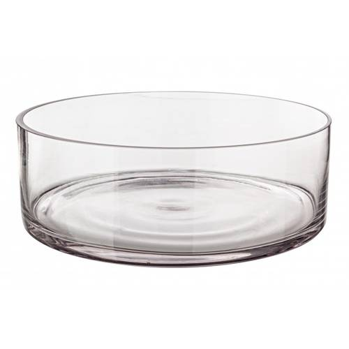 Ciotola vetro bassa cm 30