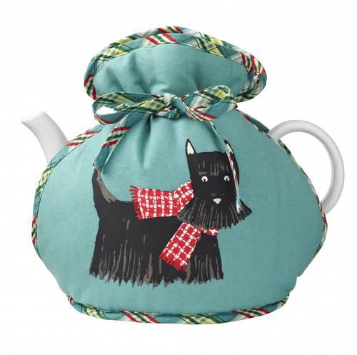 Copriteiera cotone cane Scottish Terrier Ulster Weavers