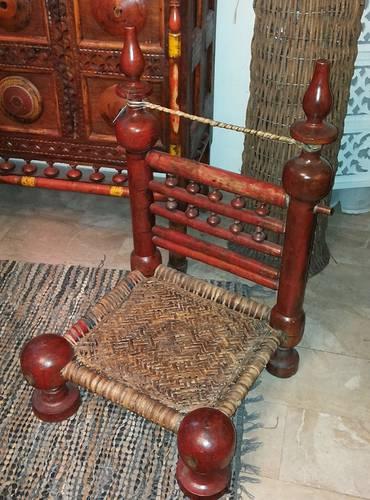 Sedia swat antica