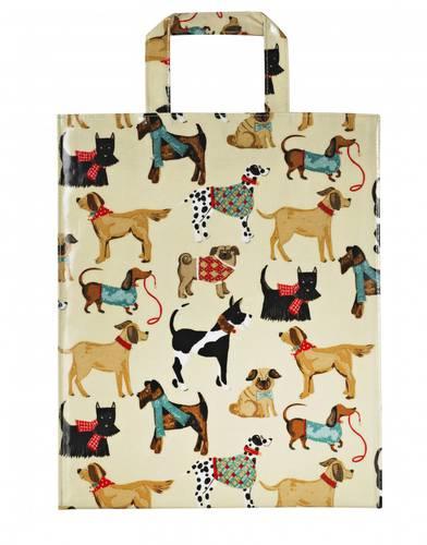 Shopping bag Cani pvc large Ulster Weavers