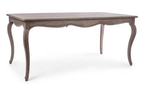 Tavolo pranzo legno acacia naturale 175x90
