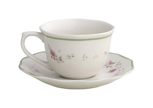 Tazzina caffe Nonna Rosa set 2 pz Brandani