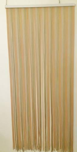 Tenda da porta corda color sabbia 100x220h
