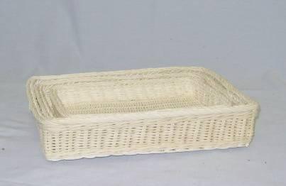 Vaschetta midollino bassa