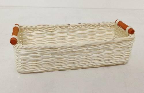 Vaschetta midollino cm 25 con manici